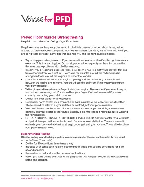 Fact Sheets And Downloads Resources Voices For Pfd